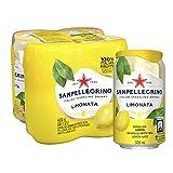 San Pellegrino Limonata Can, 330ml, (Pack of 4)