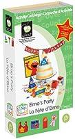 Cricut Elmo's Party Sesame Street Cartridge by Cricut