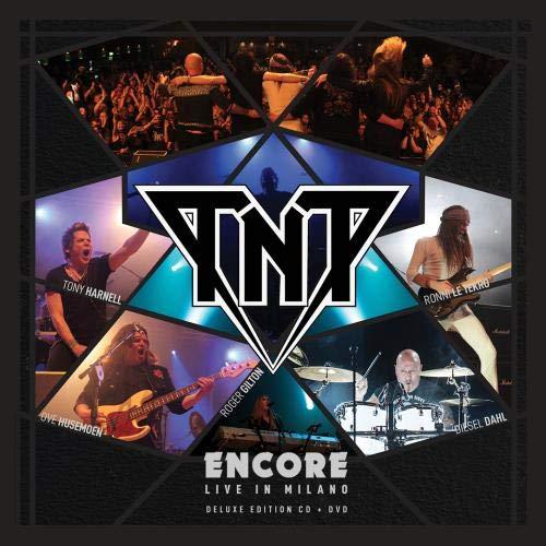 アンコール ‐ ライヴ・イン・ミラノ(2CD+DVD)