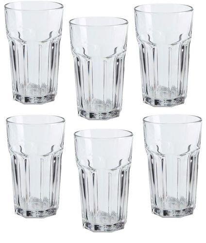IKEA POKAL Glasses 12オンスタンブラー