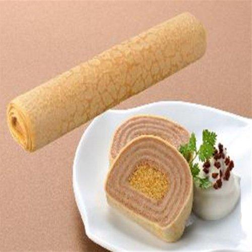 フレック フリーカットケーキミルクレープロール(ショコラ) 270g  冷凍