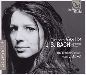 J.S. Bach: Cantatas & Arias