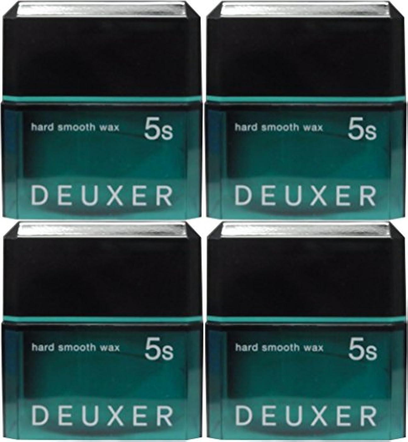 オン単なる聖人デューサーワックス5s【4個セット】