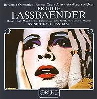 Famous Opera Arias (Beruhmte O by HANDEL / GLUCK / MOZART / BELLINI (1995-05-23)