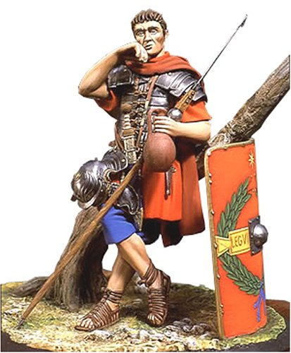 アンドレアミニチュアズ S8-F7 Roman Legionary 125 A.D.