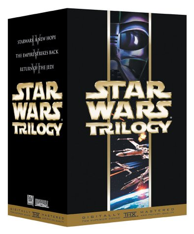 Star Wars Trilogy [VHS] [Import]