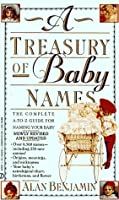 A Treasury of Baby Names: New Enlarged Edition