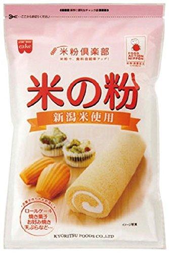 ホームメイドケーキ 米の粉 パウチ 280g