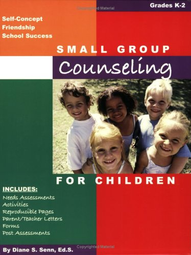 Download Small Group Counseling for Children: Grades k-2 1889636665