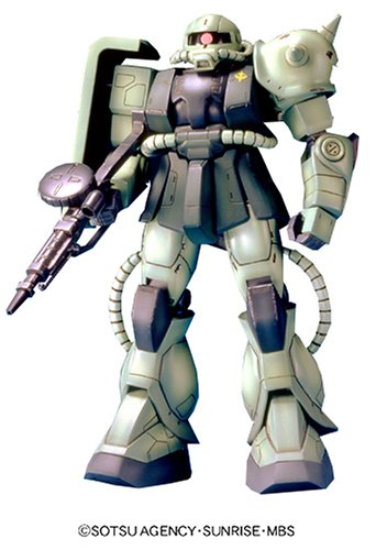 HG 1/144 機動戦士ガンダム 第08MS小隊 MS-06J ザクII バンダイ