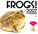 FROGS!カレンダー 2007 ([カレンダー]) 画像
