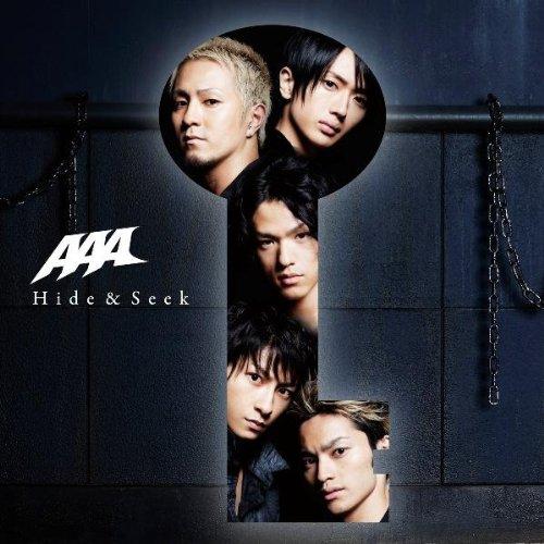 [画像:Hide-away (DVD付)【ジャケットA】]