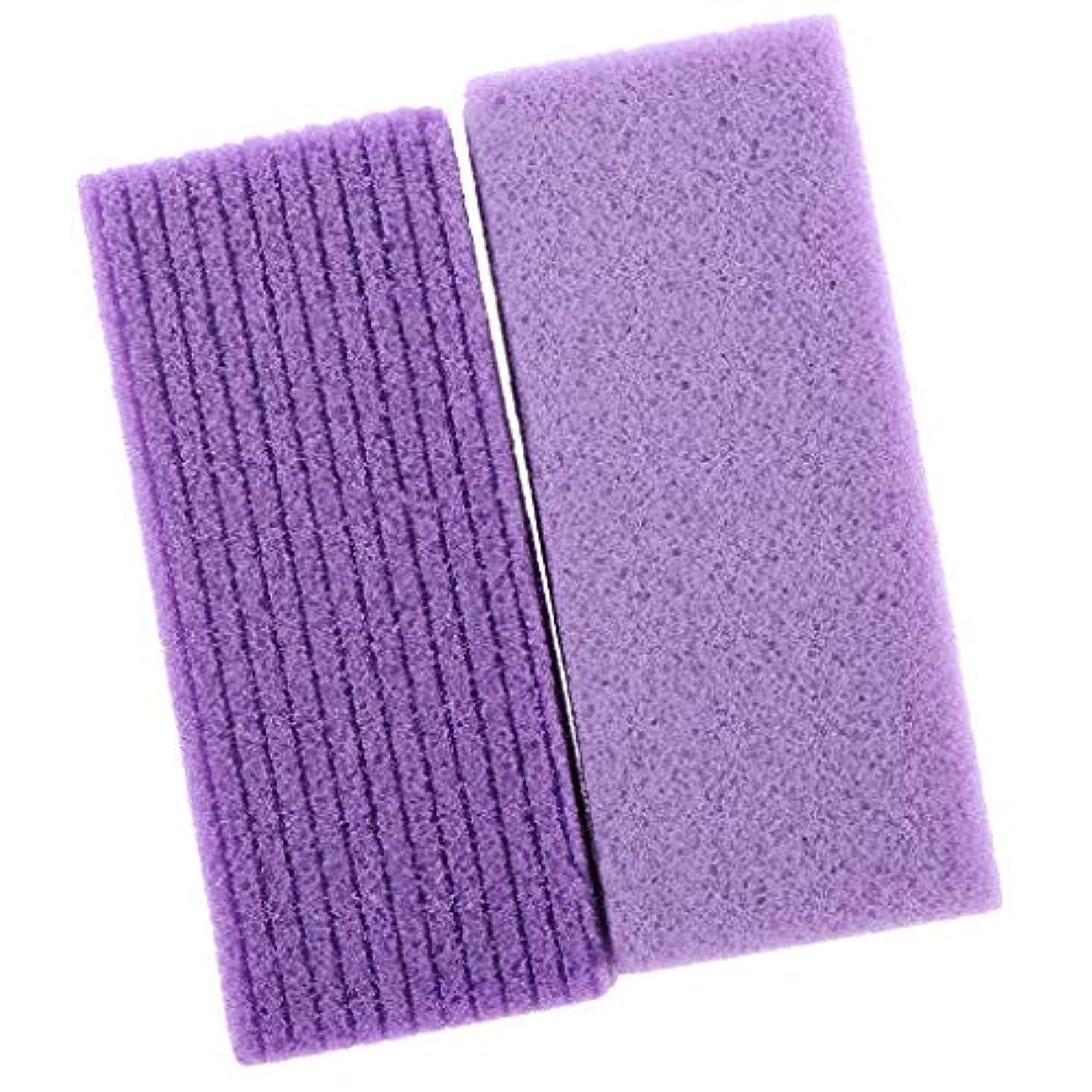温室織るモーションToygogo 2個の軽石ストーンフィートケアスクラブデッドスキンカルスリムーバーペディキュアツール、サイズ12x5x2.5 Cm
