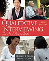 Qualitative Interviewing: The Art of Hearing Data