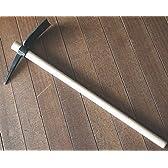 十字鍬 300mm 柄900mm 十字ぐわ つるはし 林業