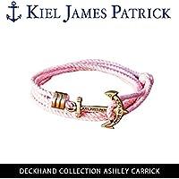 (キールジェイムスパトリック)KIEL JAMES PATRICK ロープ ブレスレット DECKHAND COLLECTION/ASHLEY CARRICK/DC-1566-200 kjp-083