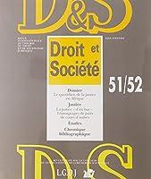 Revue Droit Et Societe Sciences Sociales T.51.52
