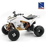NewRay 1/12 Honda TRX 450R 2009 (White) ATV/ 1:12 ホンダ 四輪バギースケールモデル/白/ホワイト