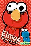 108ピース ジグソーパズル セサミストリート エルモ&クッキーモンスター マイクロピース(10x14.7cm)