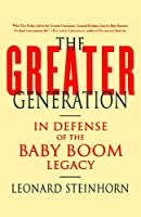 Greater Generation
