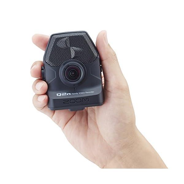 ZOOM ズーム ハンディビデオレコーダー Q2nの紹介画像5