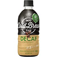 UCC COLD BREW DECAF PET 500ml×24本