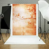Neaer景色布花の背景写真小道具Studio Studio Backdrop Photography 90x150cm PZ2017111333