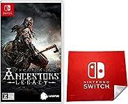 アンセスターズレガシー -Switch 【CEROレーティング「Z」】 (【早期購入特典】・デジタルアートブック・デジタルサウンドトラックのDLC付(PC用)&【Amazon.co.jp限定】Nintendo S