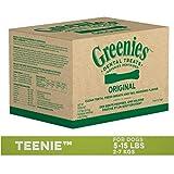 GREENIES Original TEENIE Dental Natural Dog Treats, 72 oz. Pack (260 Treats)