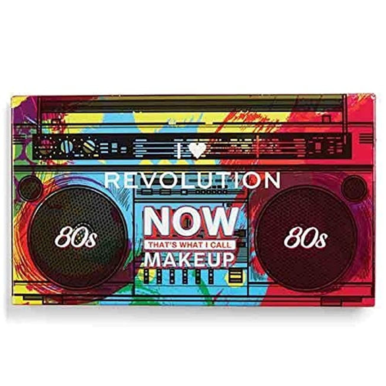 緊張する時間厳守壮大な[I Heart Revolution ] 私の心の革命は今、それは私がメイク80年代を呼びました - I Heart Revolution NOW That's What I Call Makeup 80's [並行輸入品]