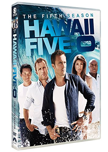 hawaii five-0 - season 05 (6 dvd) box set DVD Italian Import
