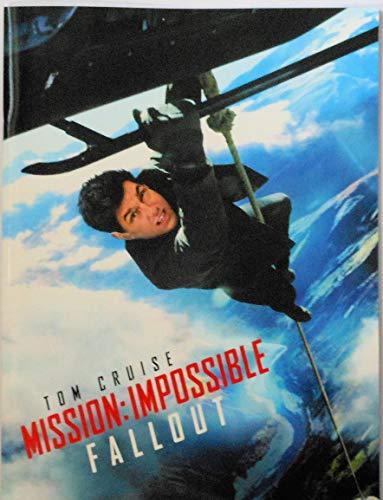【チラシ付き、映画パンフレット】ミッション インポッシブル フォールアウト Mission: Impossible - Fallout