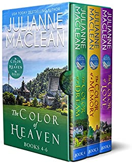 The Color of Heaven Series Boxed Set: (Books 4-6) by [MacLean, Julianne]