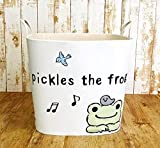 pickles the frog baquet ピクルスバケット