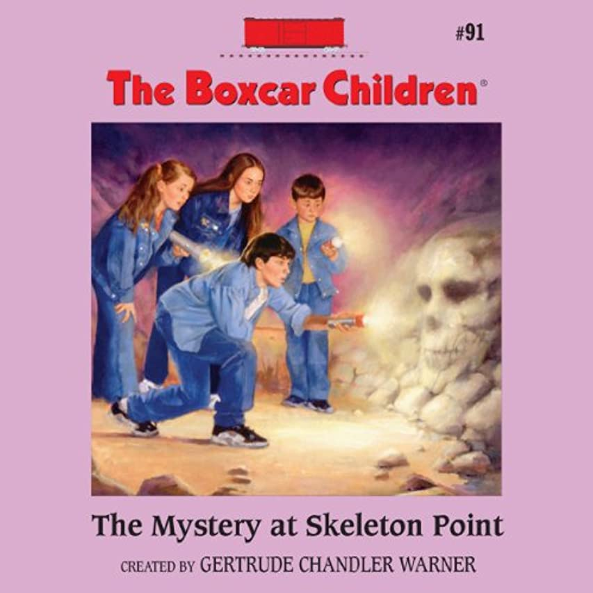 カセットそのようなディスコThe Mystery at Skeleton Point: The Boxcar Children Mysteries, Book 91
