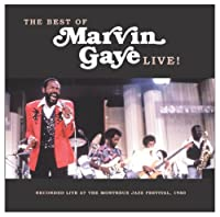 The Best of Marvin Gaye Live!