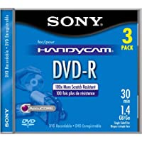DVD Recordable 8cm DVD-R