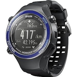 [エプソン リスタブルジーピーエス]EPSON Wristable GPS 腕時計 GPS機能 ランニング SF-850PS