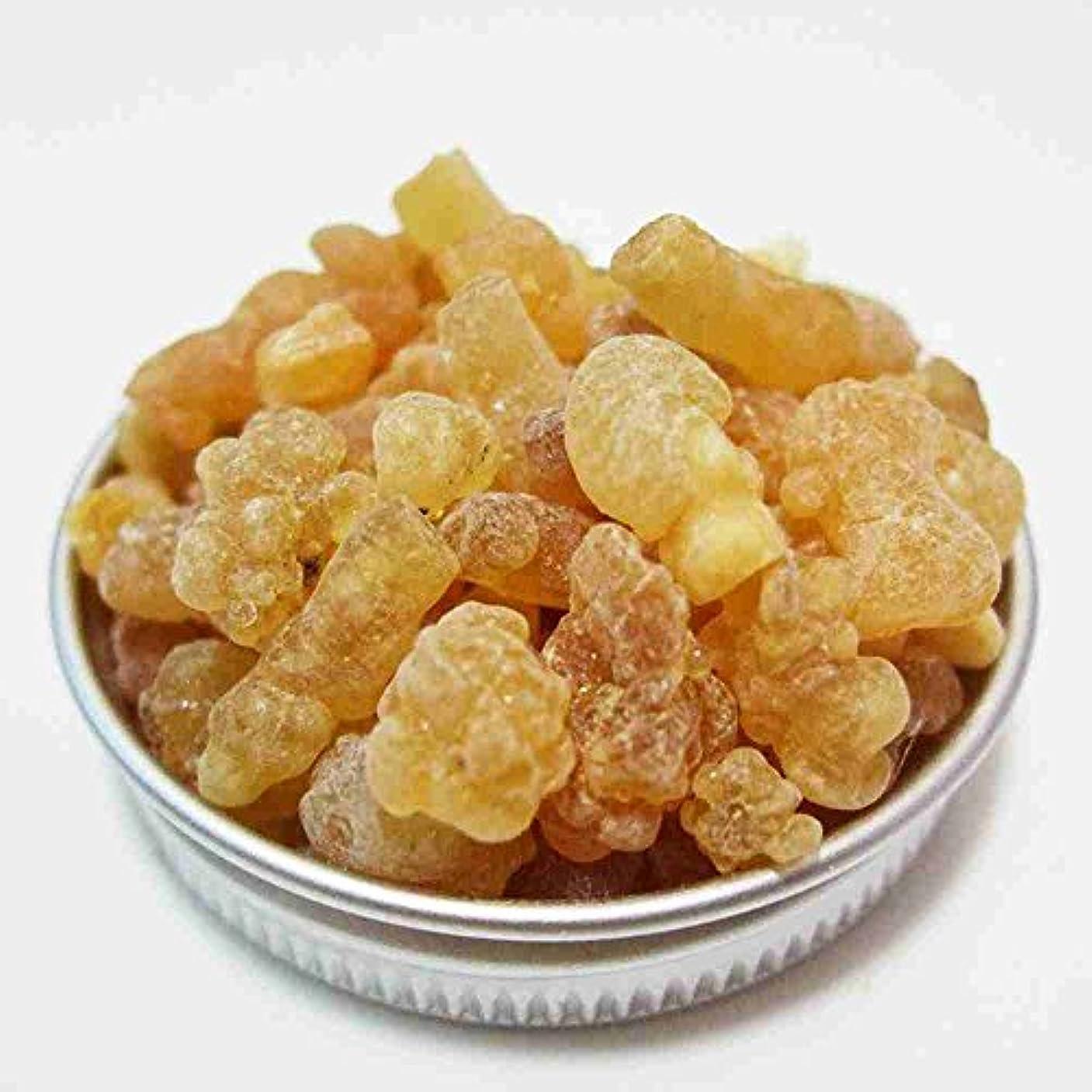 ヨーロッパ叙情的な厚いフランキンセンス Frsnkincense (乳香) 天然樹脂香 フランキンセンス(乳香), 1 Ounce (28 g)