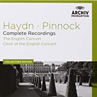 Coll Ed.: Haydn:Complete Recordings [12 CD] by Pinnock/The English Concert