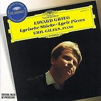 Grieg: Lyric Pieces by Edvard Grieg (1997-03-11)