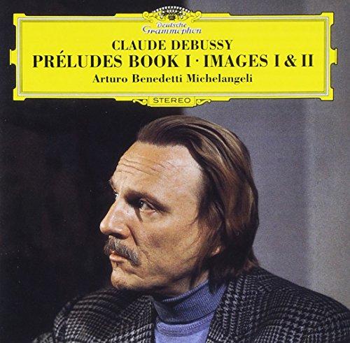 ドビュッシー:前奏曲集 第1巻、映像第1集、第2集の詳細を見る
