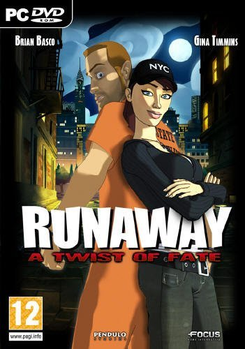 Runaway: A Twist of Fate - PC by Focus entertainment [並行輸入品] Focus entertainment
