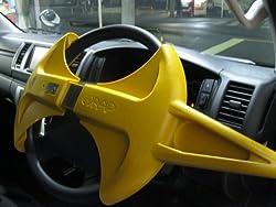 WRAP ハンドルロック 車両盗難防止装置