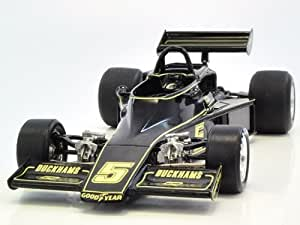 Reve 1/43 Lotus 77 1975 Presentation Car R.PETERSON 完成品