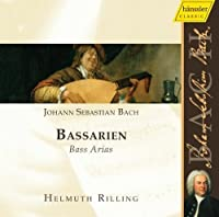 Bass Arias by JOHANN SEBASTIAN BACH (2008-06-10)
