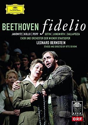 ベートーヴェン:歌劇《フィデリオ》 [DVD]
