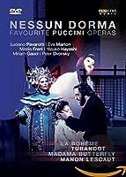 La Boheme, Turandot, Madama Butterfly, (Pal-dvd)manon Lescaut [Import]