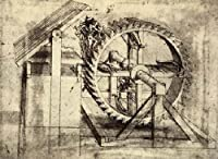 Leonardo Da Vinci Crossbowマシン 42x30