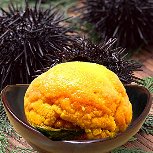 天然 ウニ の 貝焼き (本ウニの蒸し焼き はまぐり貝盛り) 40g×10ヶ